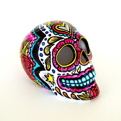 Fri 10/20 Sugar Skull Pottery Night (