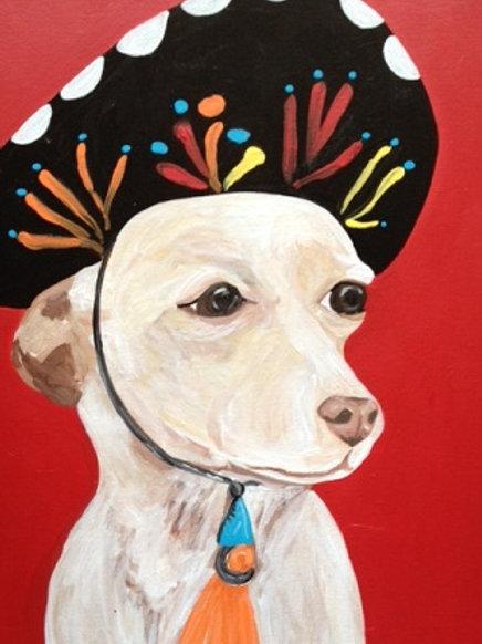 Sat 10/8 Paint Your Pet