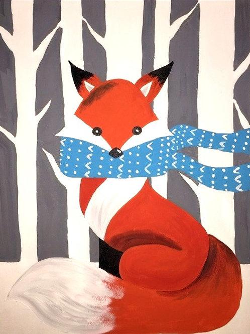 Friday December 6 Winter Fox