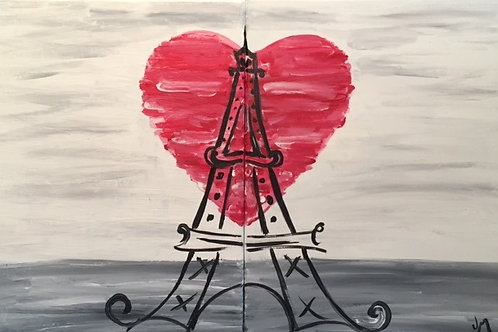 Tues 2/9 Painting Night Out 20%OFF! @ Citris Grill