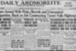 Ardmorite newspaper cover.JPG
