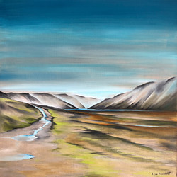After the Rain - Loch Muick