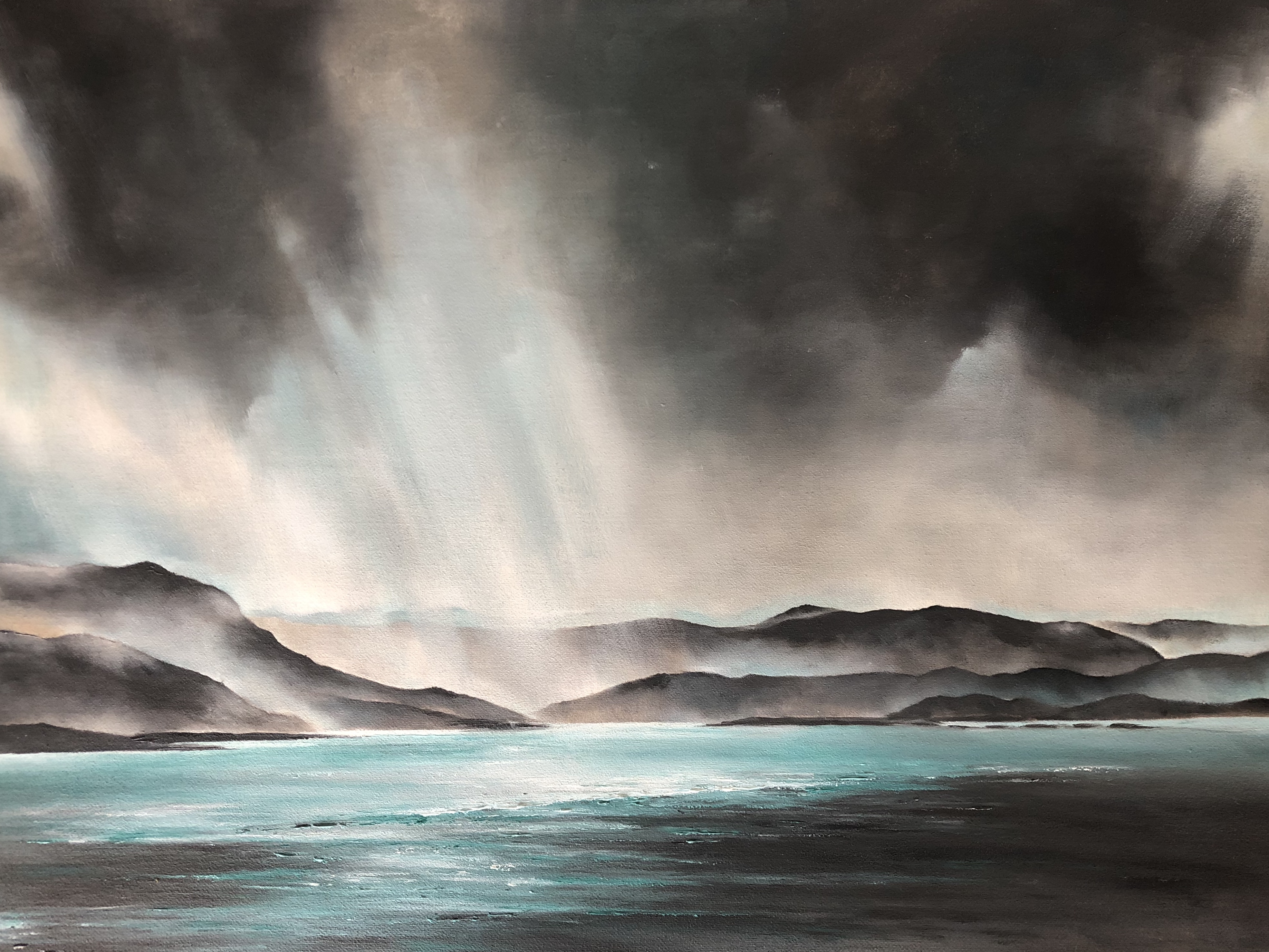 Shifting Light - Loch Torridon