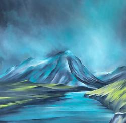 Distant Snow - Buachaille, Etive Mor