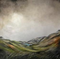 Light over The Torridon Hills