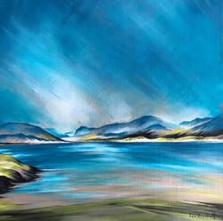 Turquoise Waters - Luskentyre