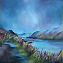 Purple Heather - Loch Muick