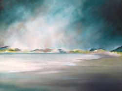 Incoming Tide - Luskentyre