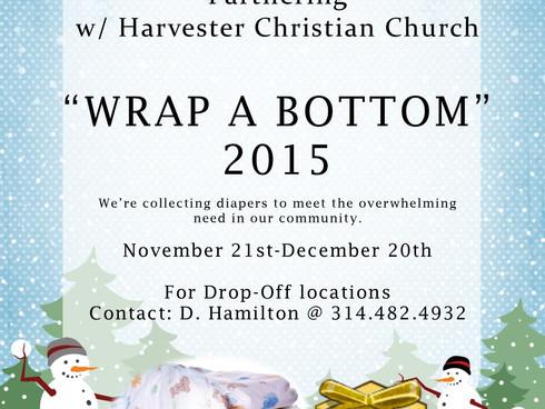 Wrap A Bottom Charity