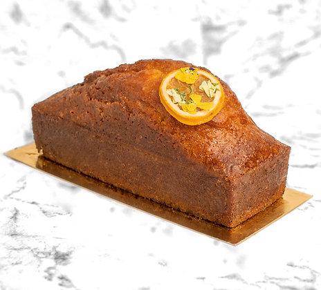 cake fleur oranger delicieux moelleux