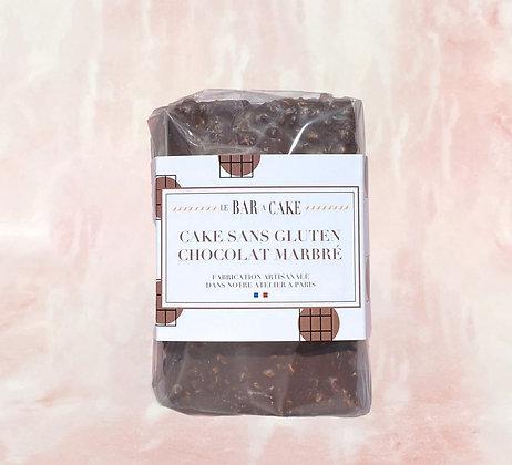 cake chocolat sans gluten marbré délicieux pâtisserie healthy