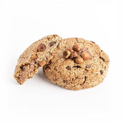 cookie goût noir délicieux vegan sans gluten IG bas goûter