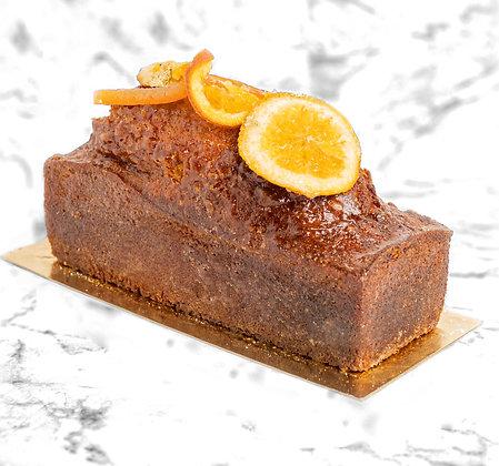cake orange fruit delicieux