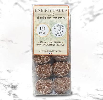 paquet chocolat cbd coco cranberries gourmand