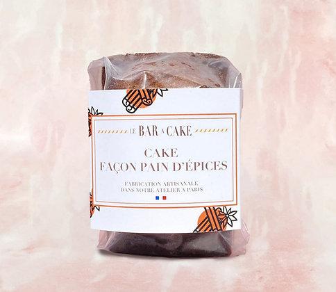 mini cake pain d'épices délicieux gourmand petit-déjeuner fête festin goûter
