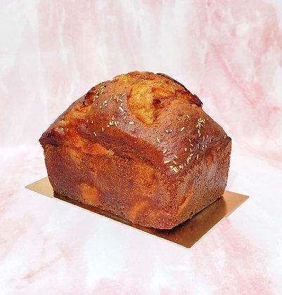 mini gateau cake abricot romarin petit-dejeuner dessert gouter gourmandise