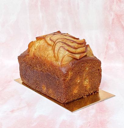 cake pomme tatin delicieux moelleux fruit gouter dessert gateau
