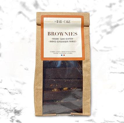 brownie chocolat noix sans gluten vegan gourmandises finger cake