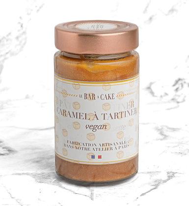 pate caramel a tartiner vegan healthy delicieux