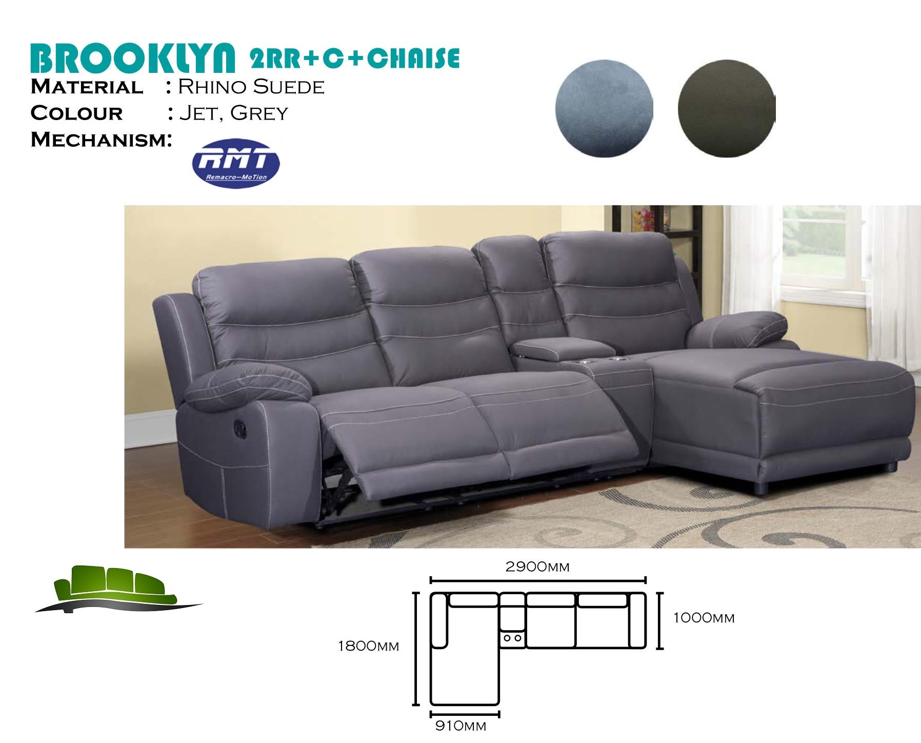 Brooklyn Chaise - Copy