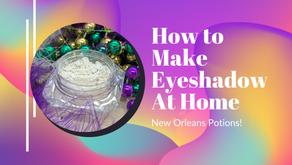 How To Make Satin Hi Lite Eyeshadow