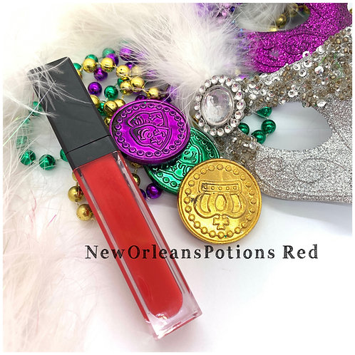 New Potions Red Lip Stain