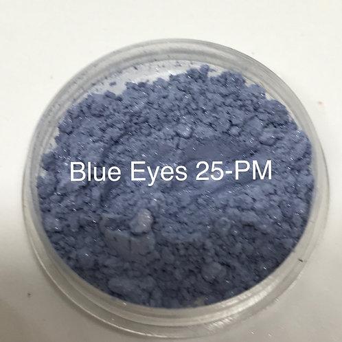 Blue Eyes Pure Mineral Eyeshadow