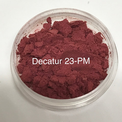 Decatur Pure Mineral Eyeshadow