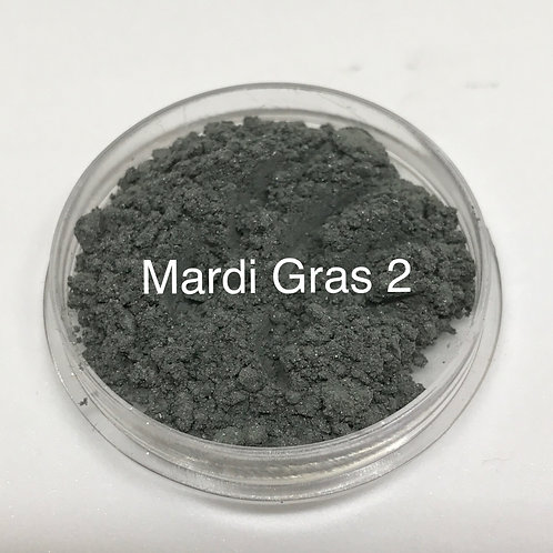 Mardi Gras Green
