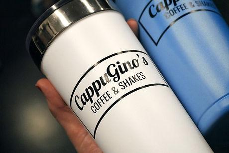 CappuGino's Reusable Coffee Mug.JPG