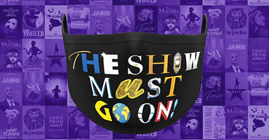 andquotthe-show-must-go-onandquot-face-m