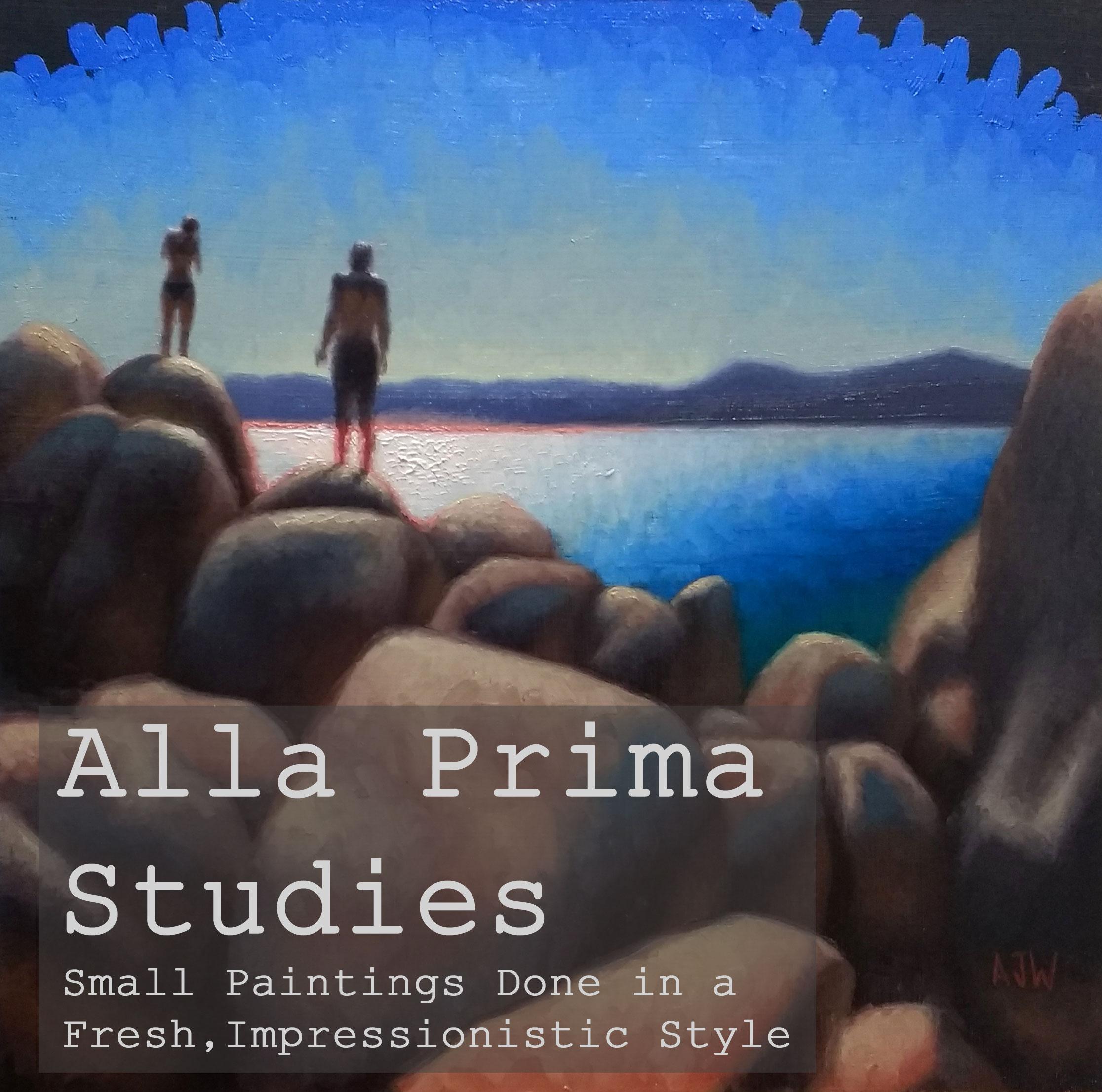 Alla Prima Studies
