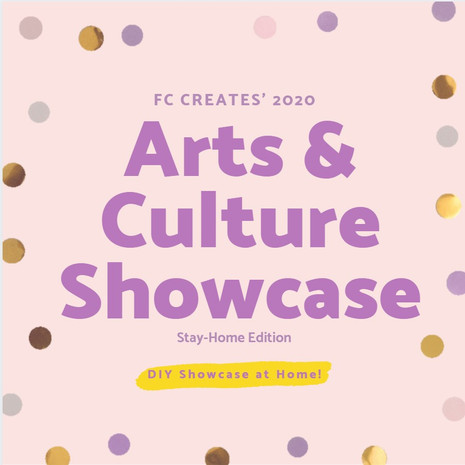 2020 Arts & Culture Showcase - Virtual Edition