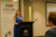 Speaking at the Logan City Council Doing Business in Asia Seminar