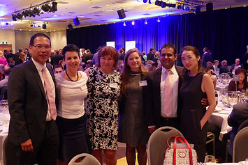 AMBCQ members and supporters at the Prime Minister`s Budget Luncheon