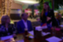 AMBCQ Dinner and Drinks with Director for International Business Singapore