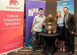 Sudirman Cup Launch174