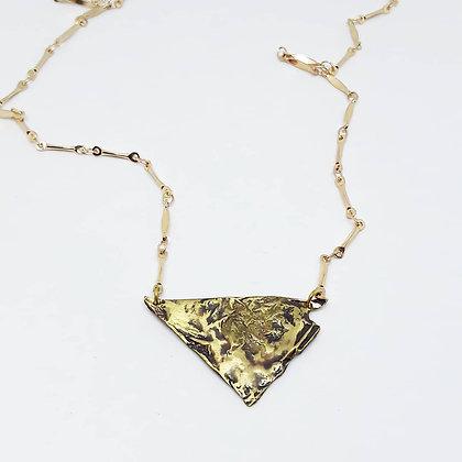 Melting Universe Necklace