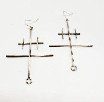 Balance + Protection Earrings