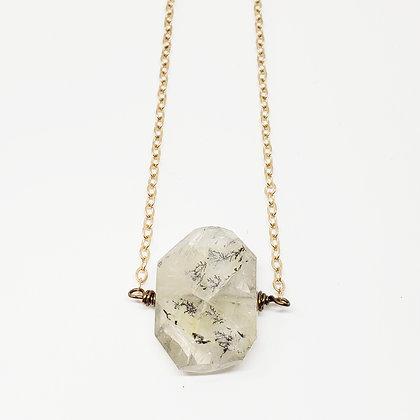 Dendritic Quartz Necklace