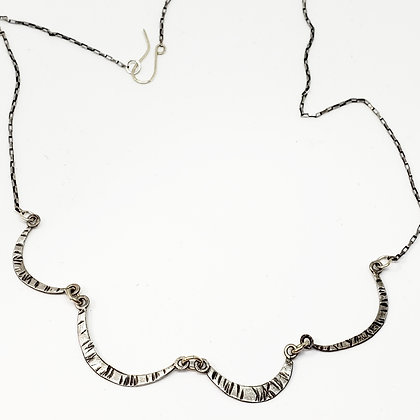Moon Slivers Necklace
