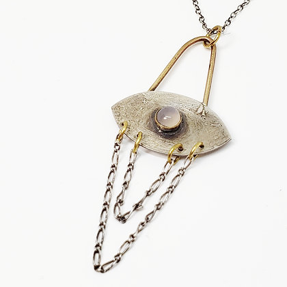 All Seeing Eye Necklace