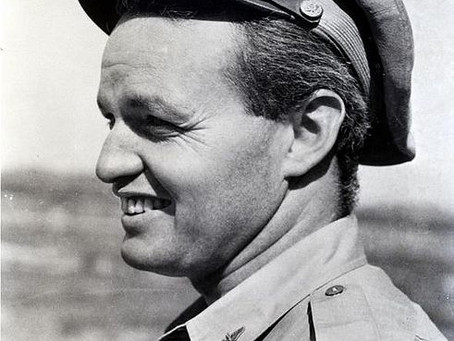 Philip Cochran and WWII