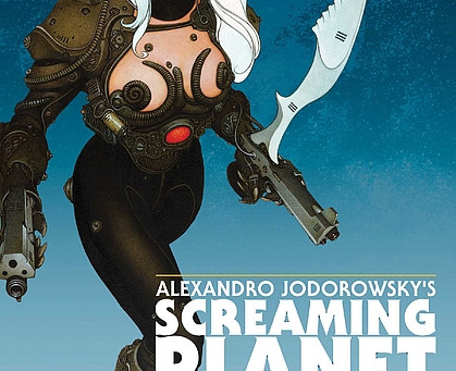 Screaming Planet by Alexandro Jodorowsky