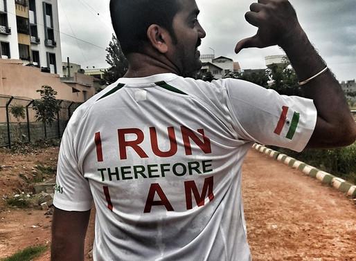 100 days of Running