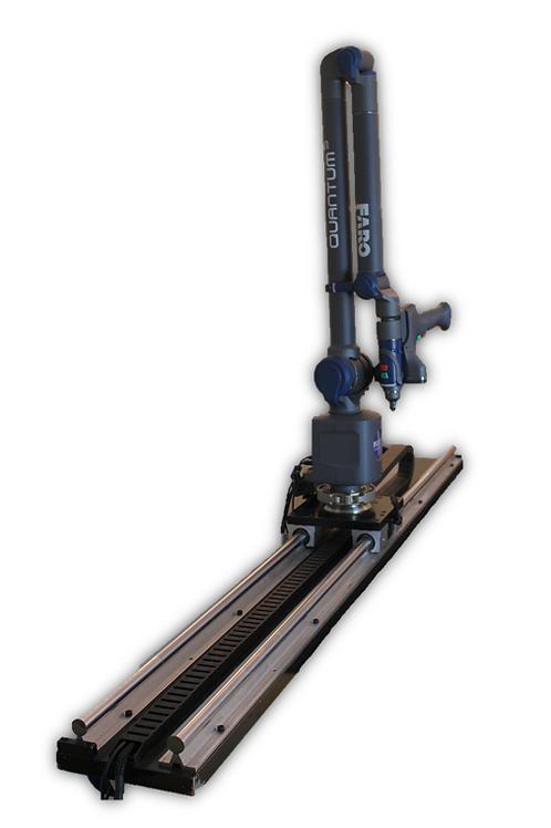 VTube-LASER TRAX 1800 for FARO