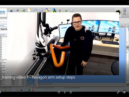 New Quick-Start Training Videos for VTube-LASER