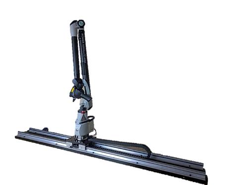 VTube-LASER TRAX 1800 for HEXAGON