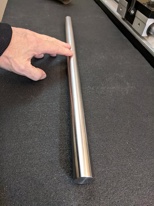 500 mm Cylindrical Test Bar - Certified Length