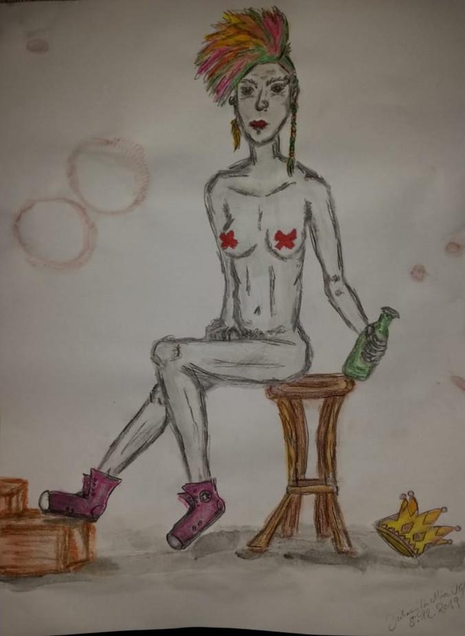 // Joeys Märchenloch – Wenn Rapunzel ein Punk gewesen wäre.